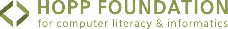 Logo Hopp Foundation